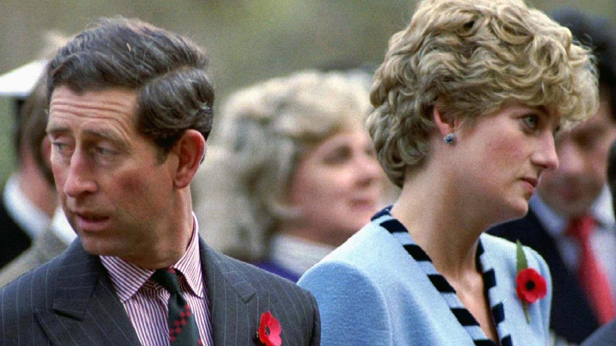 Principe Carlos y diana