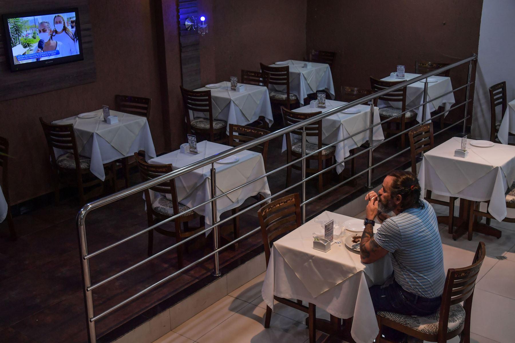 restaurantes pandemia Covid-19