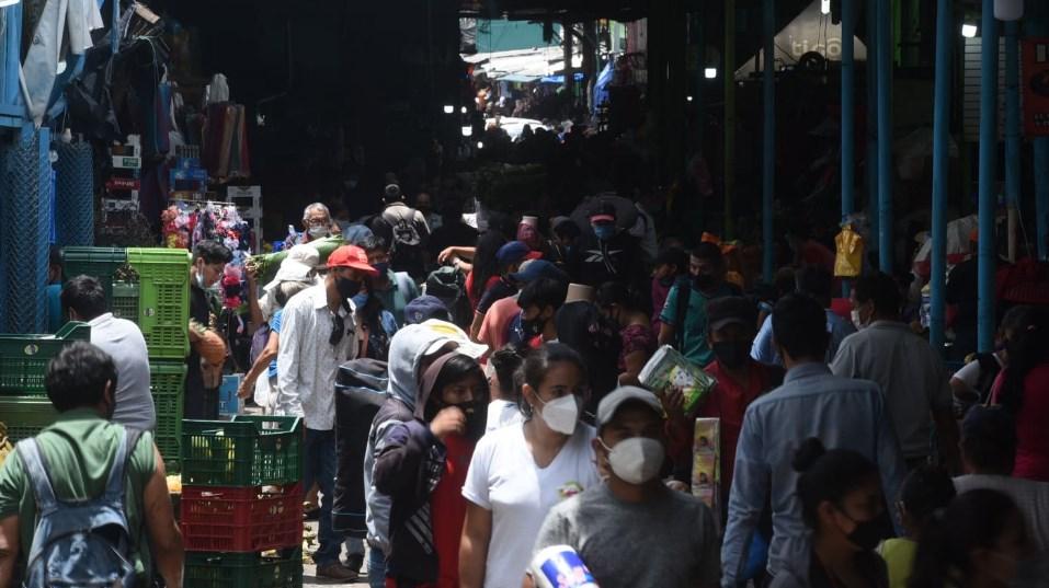 Mercados en Guatemala