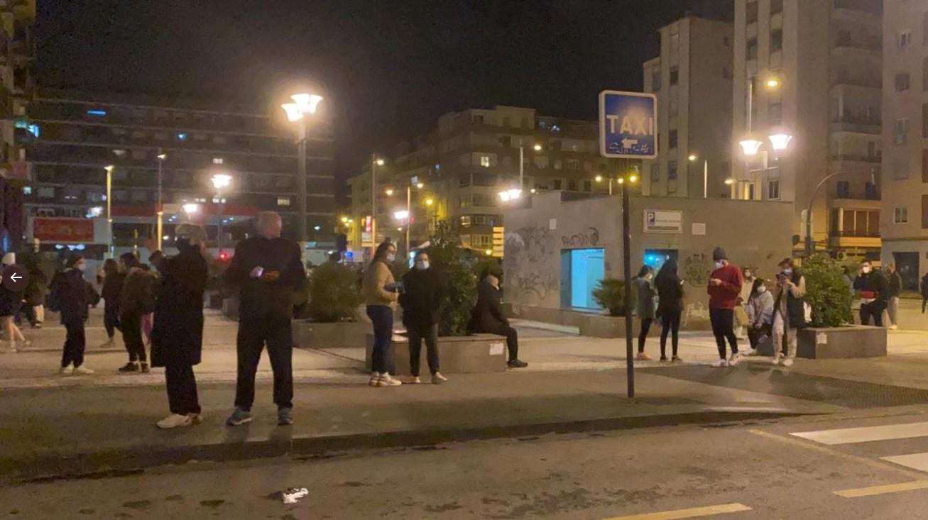 Terremoto en Granada, enero 2021