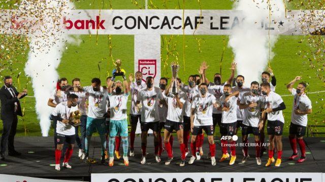 Alajuelense es campeón de la Liga Concacaf