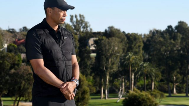 Este es el estado de salud de Tiger Woods