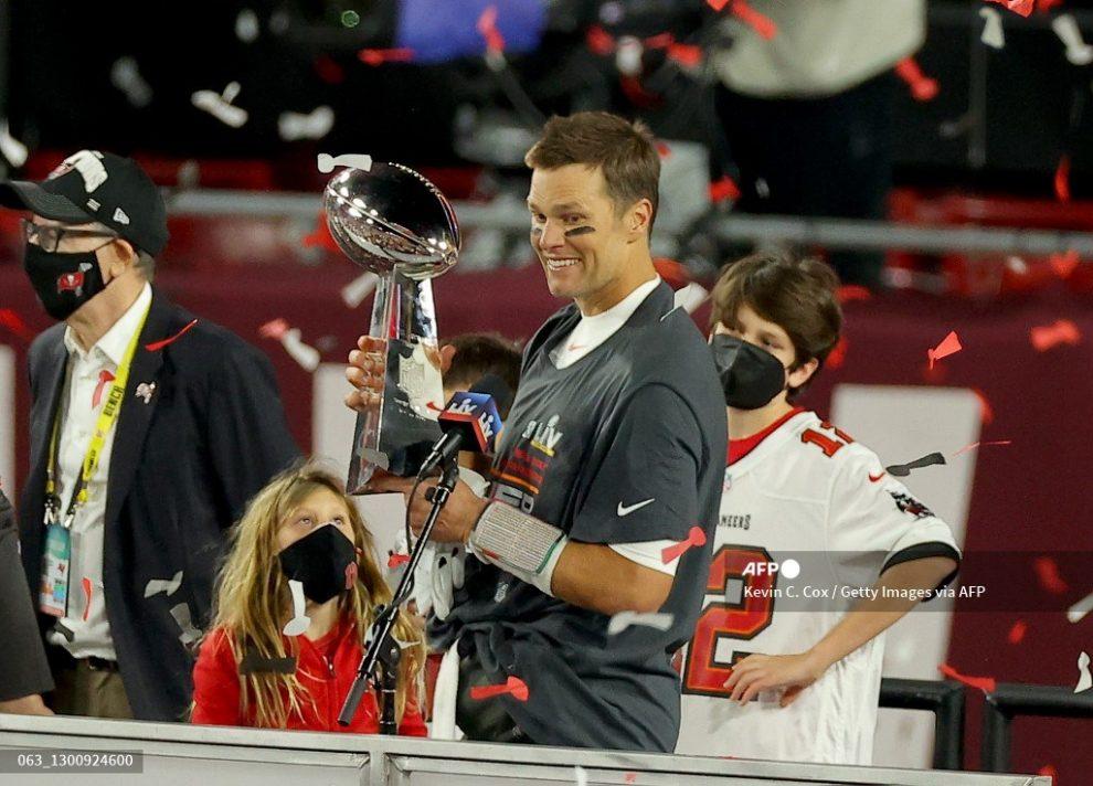 Los Buccaneers de Brady ganan el Super Bowl
