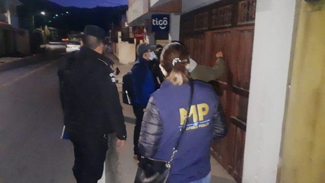 Allanan viviendas por denuncia de acoso de menor en San Marcos