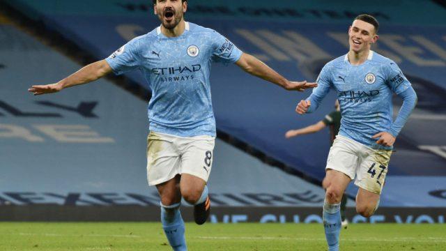 Manchester City golea al Tottenham de Mourinho