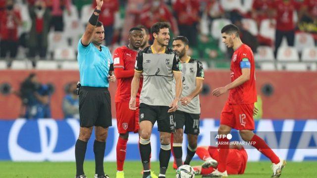 Escobar Toca será cuarto árbitro en el partido del tercer lugar del Mundial de Clubes