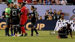 Mario Escobar Toca listo para su debut en el Mundial de Clubes