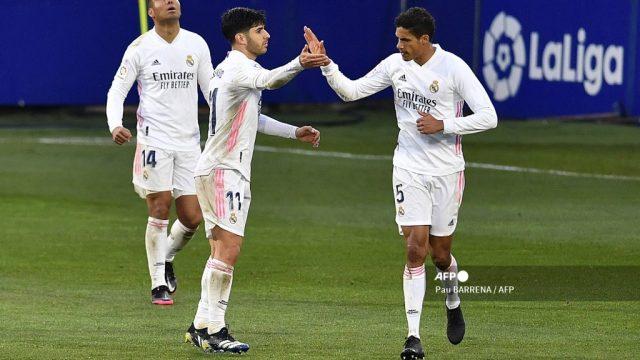 Real Madrid vence al Huesca