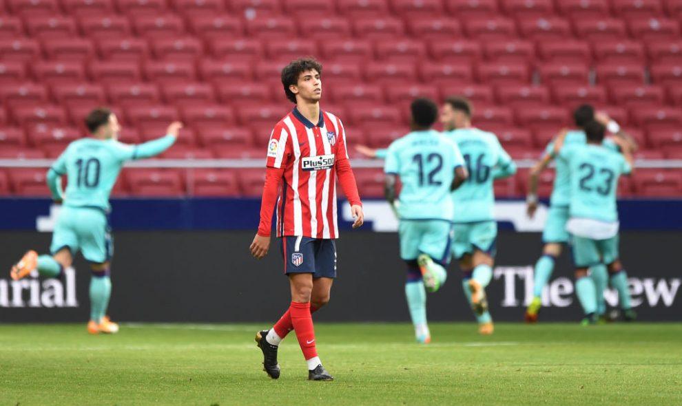 Dolorosa derrota del Atlético frente al Levante