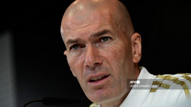 Zidane explota conferencia de prensa previa Huesca vs Real Madrid