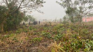 allanamientos en Petén por búsqueda de Sharon Figueroa