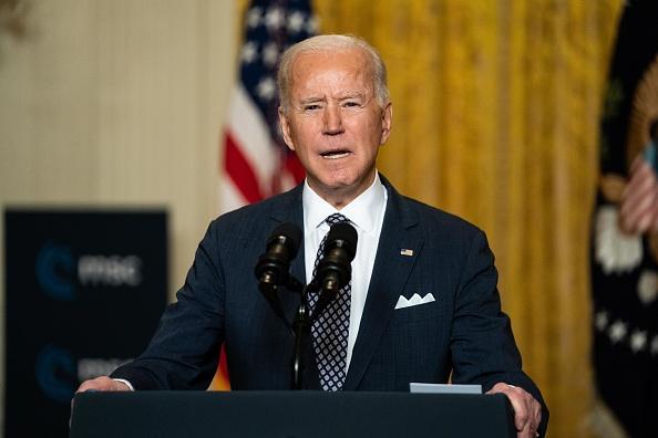 Joe Biden en la Casa Blanca