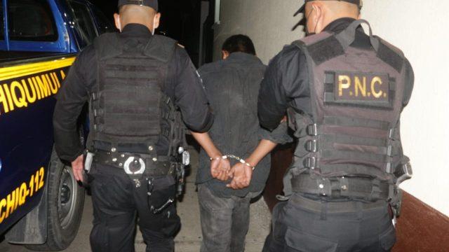 Capturan a señalado de intentar raptar a niña en Chiquimula