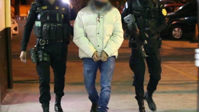 Carlos Cáceres, presunto narcotraficante requerido por Estados Unidos