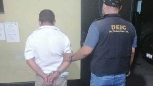 Capturado chantajeaba a víctima con publicar fotos íntimas