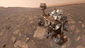 Aterrizaje delrover Perseverance, de la NASA, en Marte