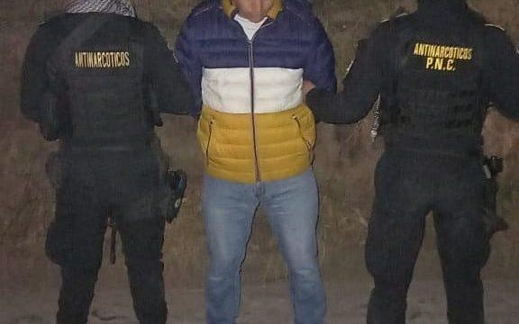 capturan al presunto narcotraficante Gersom Muñoz