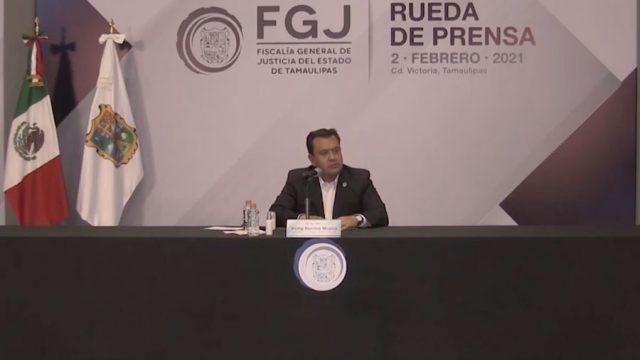 Fiscal general de Tamaulipas, Irving Barrios Mojica