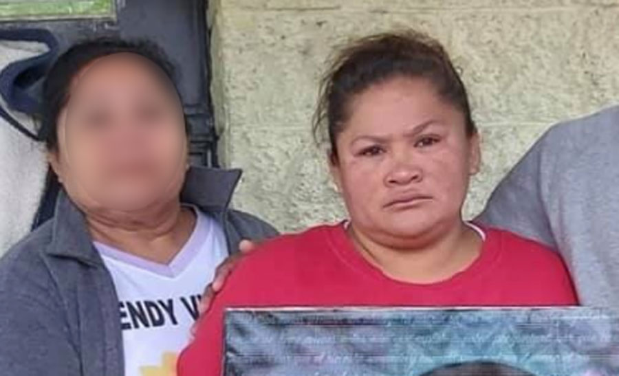 Mamá de víctima del Hogar Seguro Virgen de la Asunción