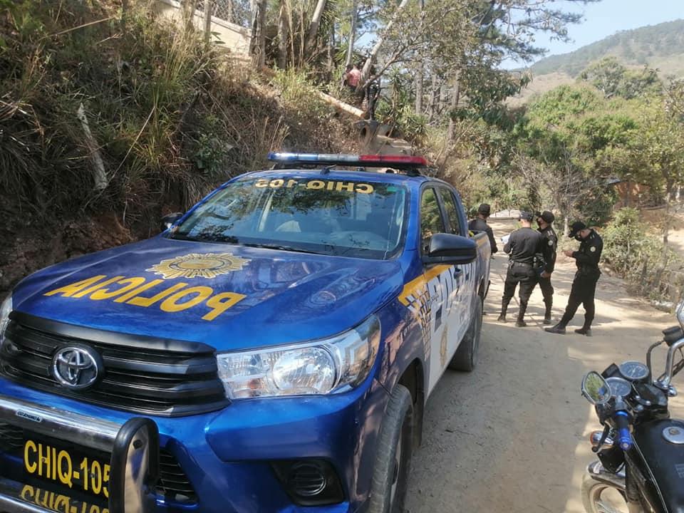 matan a familia en Chiquimula
