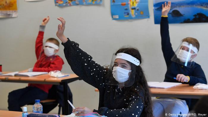 estudiantes pandemia Covid-19