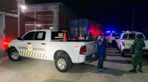 Migrantes guatemaltecos atendidos