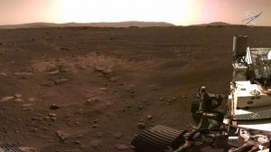 Llegada del Perseverance a Marte