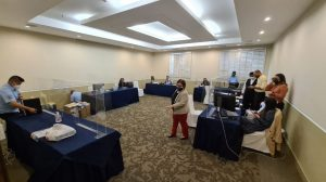 recepción de expedientes de aspirantes a magistrados de Corte de Constitucionalidad en Usac