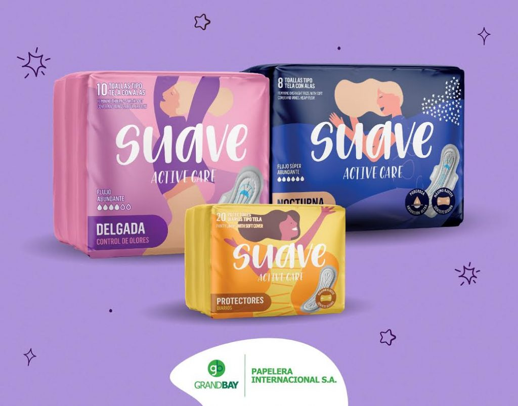 Suave Active Care