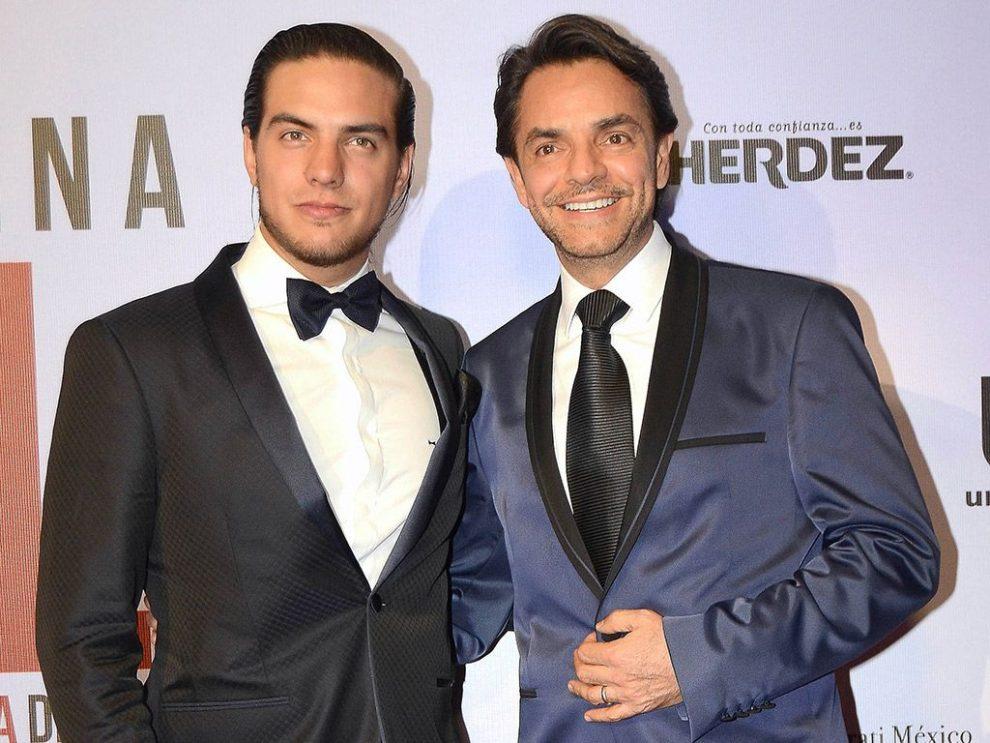 Vadhir Derbez y Eugenio