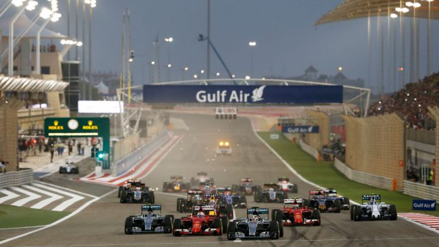 Temporada oficial de la Fórmula Uno 2021