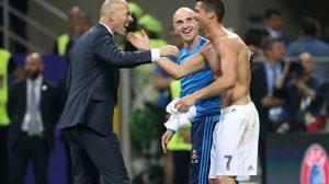 Las palabras de Zidane sobre un posible regreso de Cristiano al Madrid