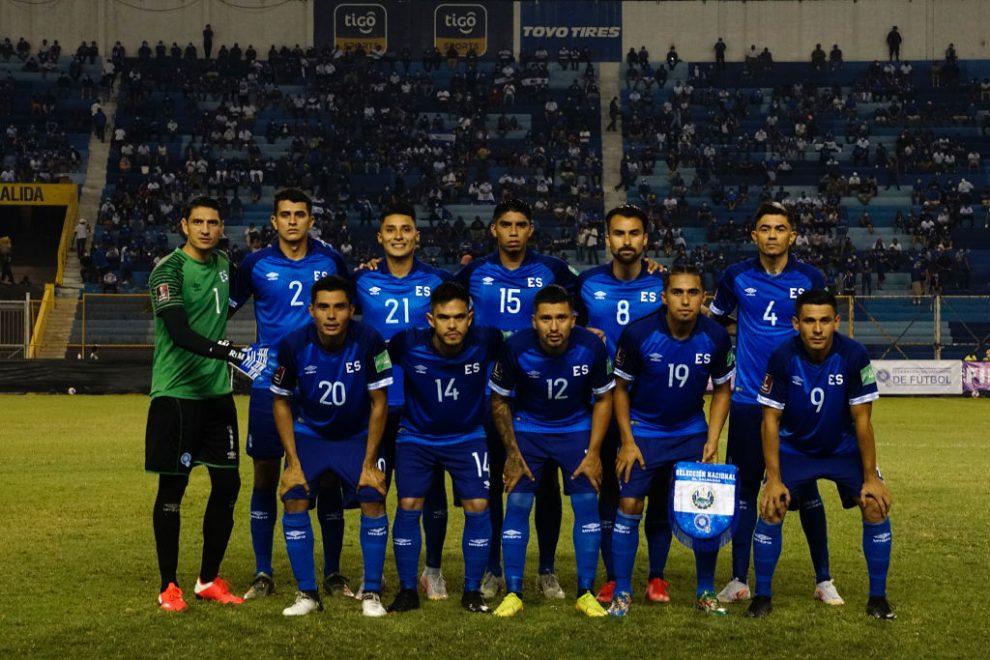 Jaime Alas fue titular con El Salvador ante Granada