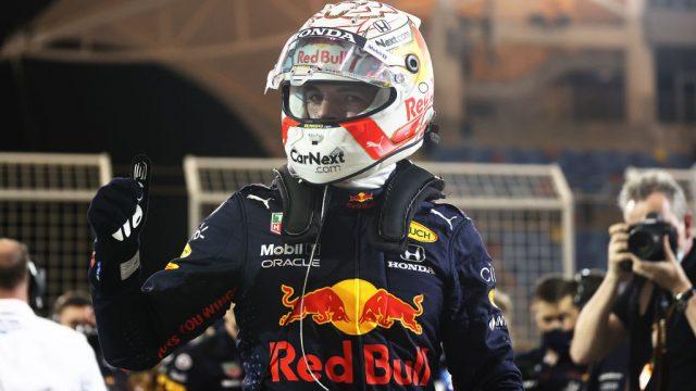 """Max Verstappen gana la primera """"pole"""" de la temporada"""
