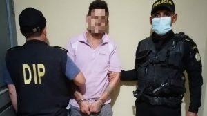 Pablo Miguel Mendizábal fue detenido por la Policía Nacional Civil (PNC) en Sololá.