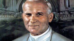 Karol Józef Wojtyla era el nombre del papa Juan Pablo II.