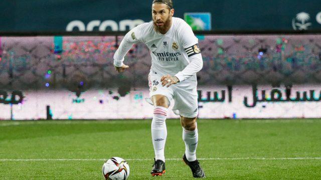 Sergio Ramos habla sobre la renovación con el Madrid