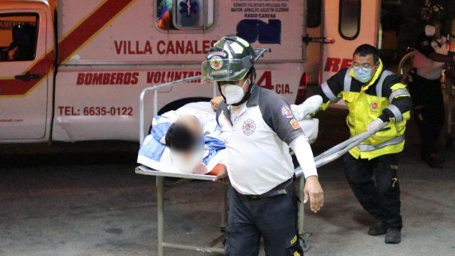 cinco heridos por ataque armado en Villa Canales