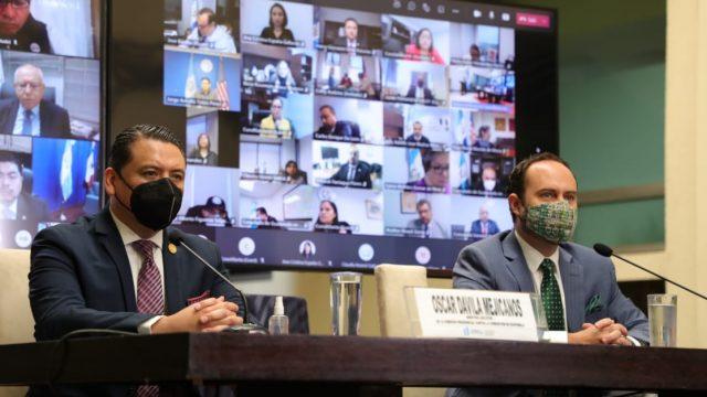 Gobierno lanza botón de presentación de alertas de corrupción