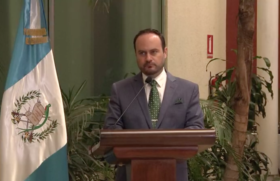 canciller Pedro Brolo