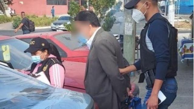 Capturan a abogado implicado en adopción irregular de una niña