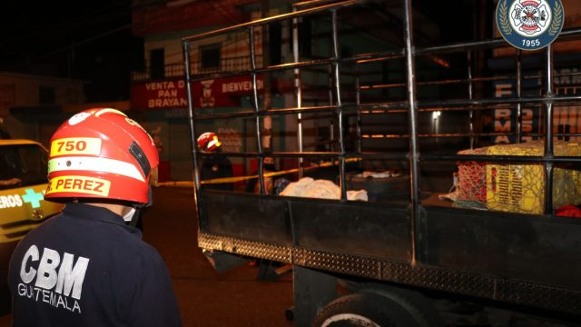 Comerciante muere tras ataque armado en zona 11 de Mixco