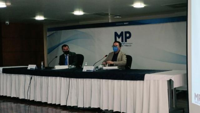 caso Mecanismo de Corrupción en el Ministerio de Energía y Minas