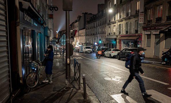 Confinamiento en París, Francia, por rebrote de Covid-19