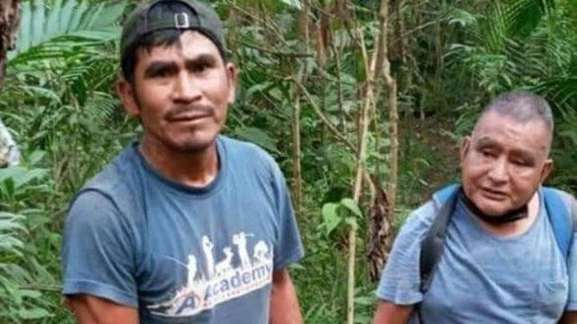 Detenidos por extraer pacayas en Alta Verapaz