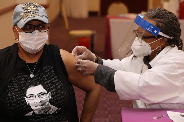 Vacunación contra el Covid-19 en Estados Unidos