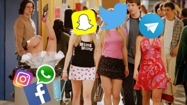 Memes por la caída de Facebook, Instagram y WhatsApp