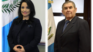 Leyla Lemus y Juan José Samayoa, electos por el Ejecutivo como magistrados de CC.