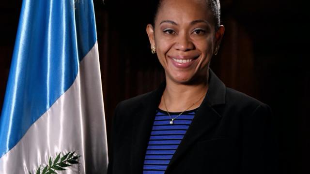 María Consuelo Ramírez Scaglia, secretaria general de la Presidencia