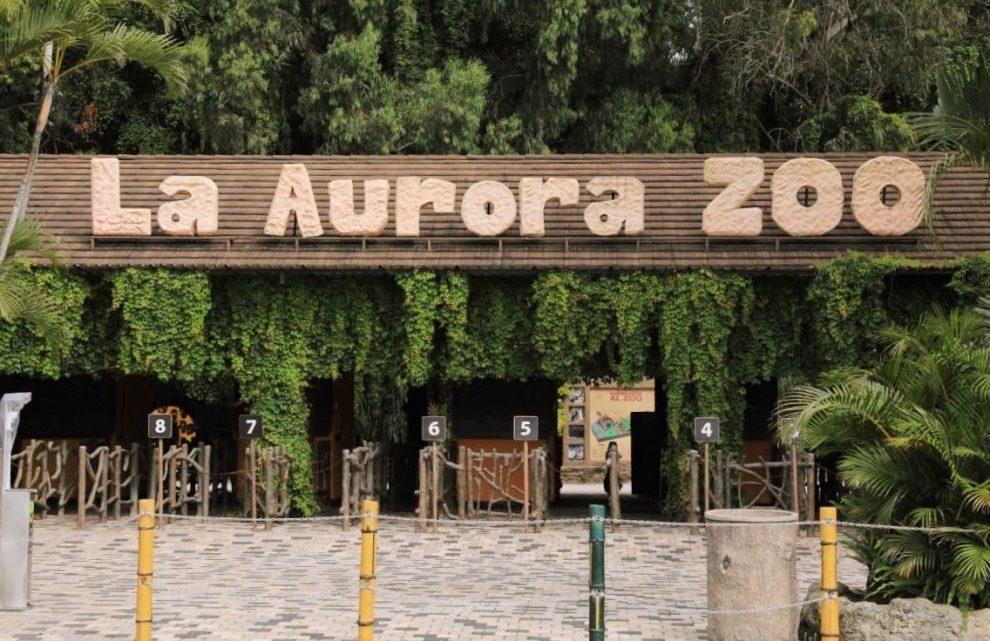 Zoologico La Aurora